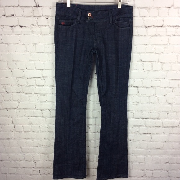 Miss Me Denim - Miss Me Red Jeans Bootcut Jeans Size 30